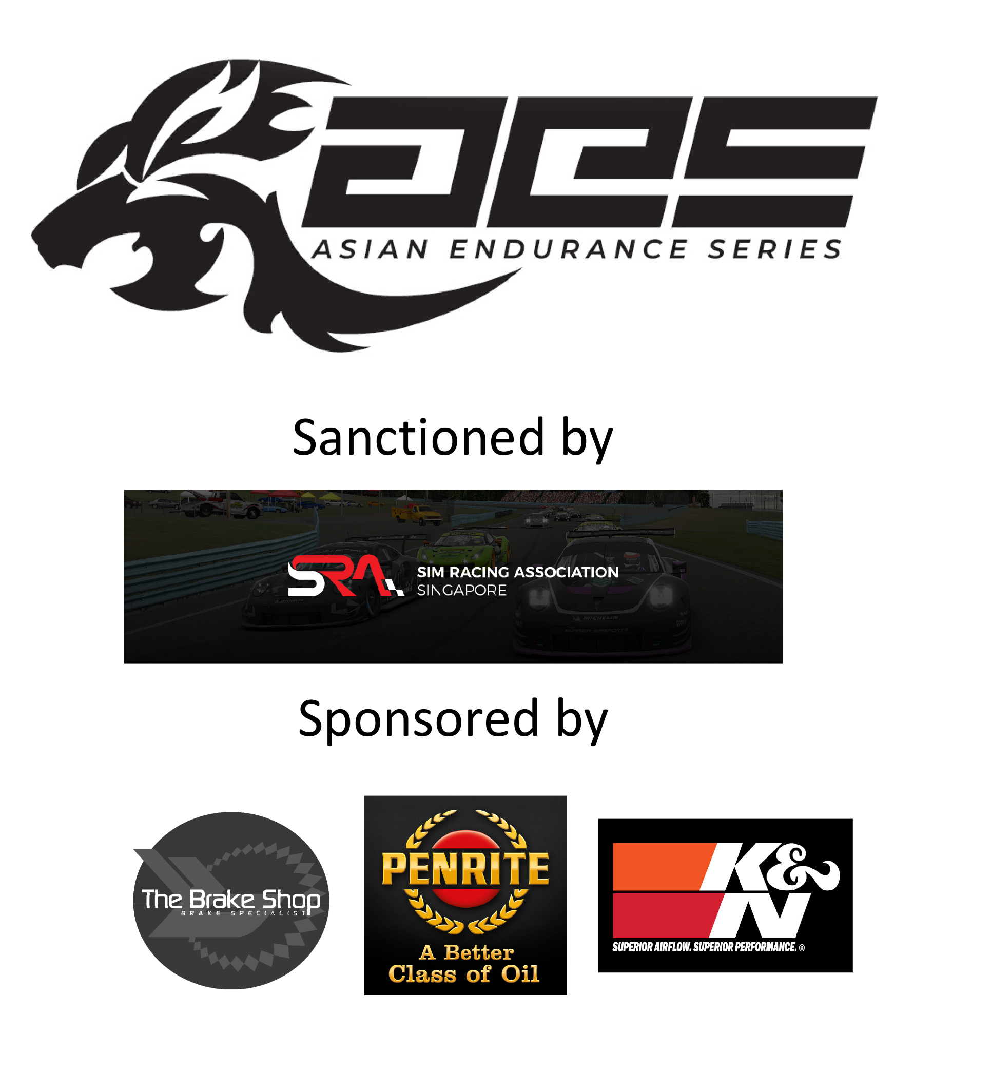 Asian e-Endurance Series (Season 1)