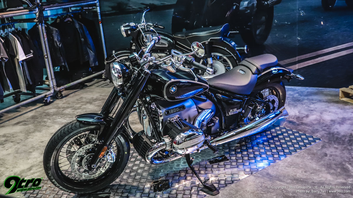 BMW R18 First Edition - Singapore Launch