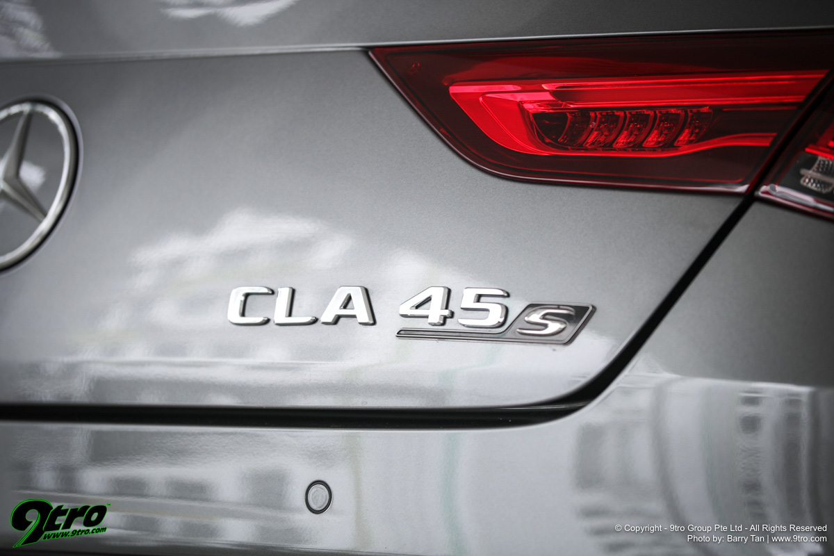 Mercedes-AMG CLA45S - The Next Generation
