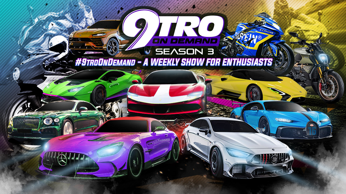 9tro On Demand - Season 3