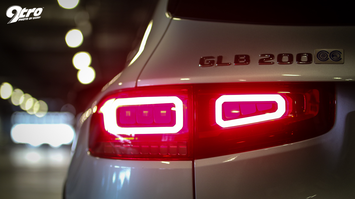 Mercedes-Benz GLB200 Progressive - Larger than life