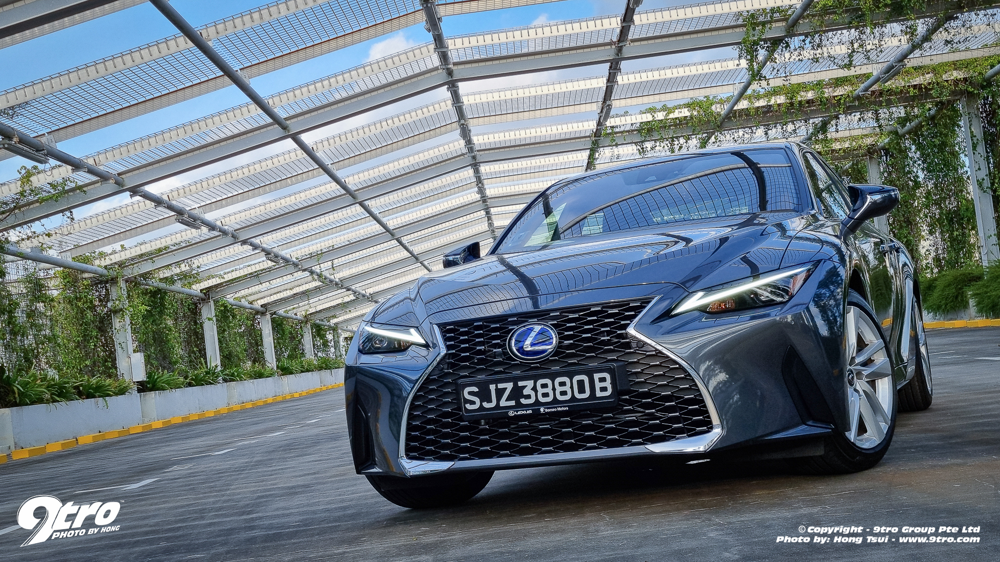 Lexus IS 300 Hybrid