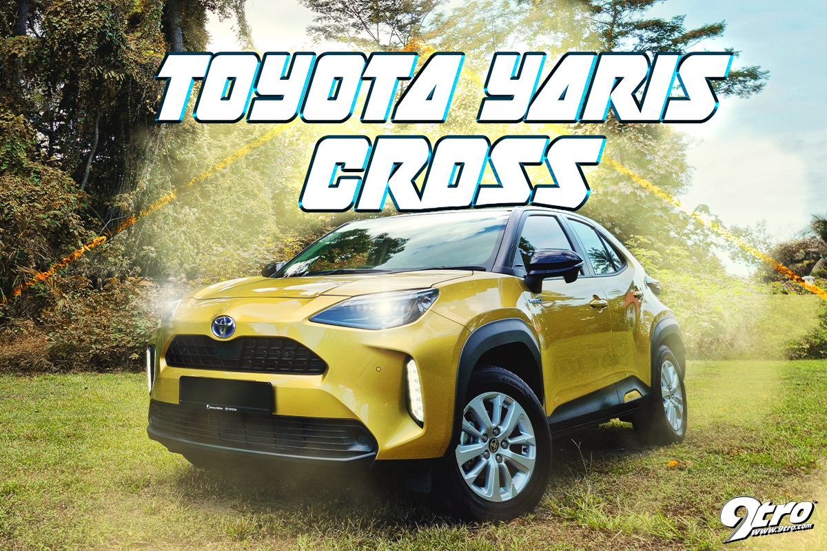 Toyota Yaris Cross - Future for the Masses