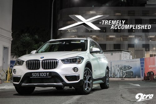 BMW X1 - X-tremely Accomplished