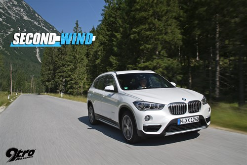 BMW X1 - Second Wind