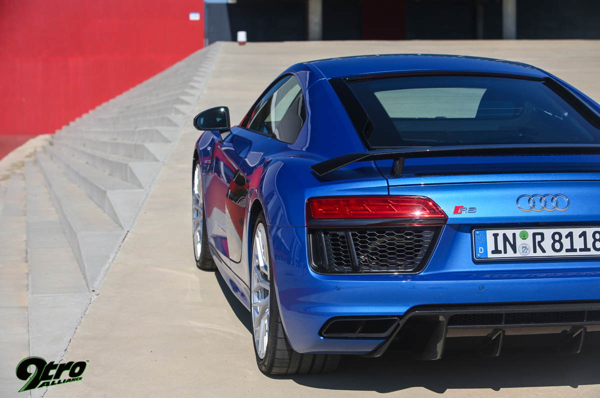 2015 Audi R8 - The Sharper Image