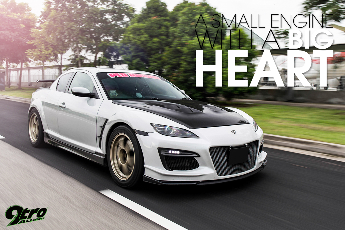 Mazda Rx 8 A Small Engine With A Big Heart 9tro