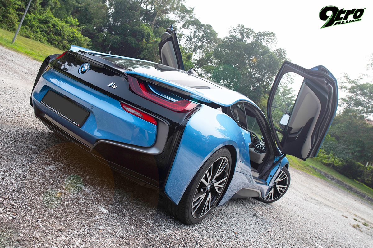 Bmw I8 An Exotic Difference 9tro