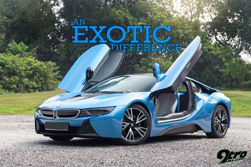BMW i8 - An Exotic Difference