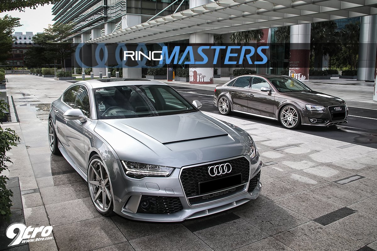 VAG A7 and S4 - Ringmasters