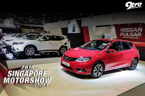 2016 Singapore Motorshow - Part 1