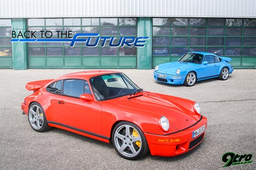 RUF Ultimate and SCR 4.2 - Back to the Future