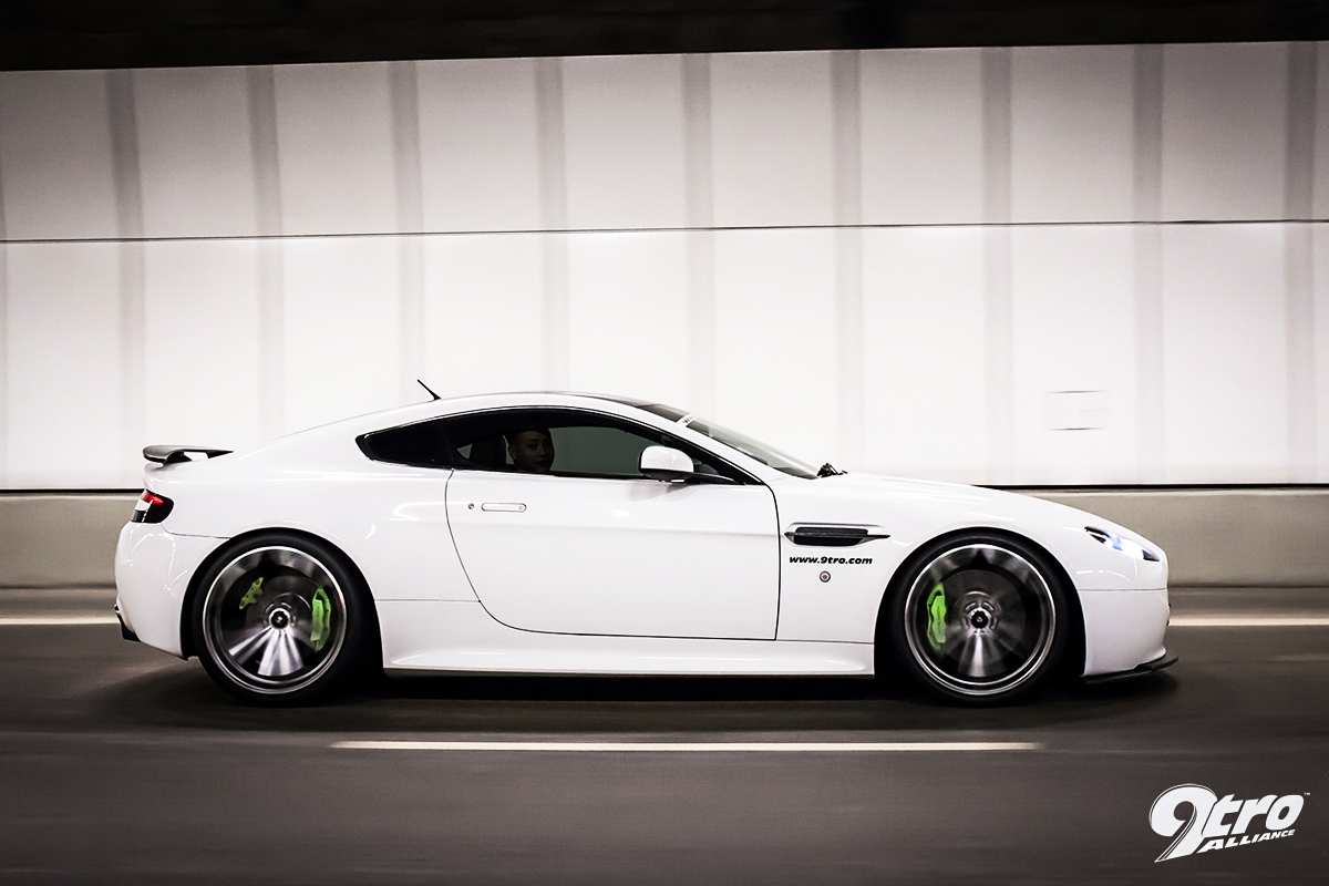 Aston Martin V8 Vantage – Loud As Hard, Hard As Beautiful!