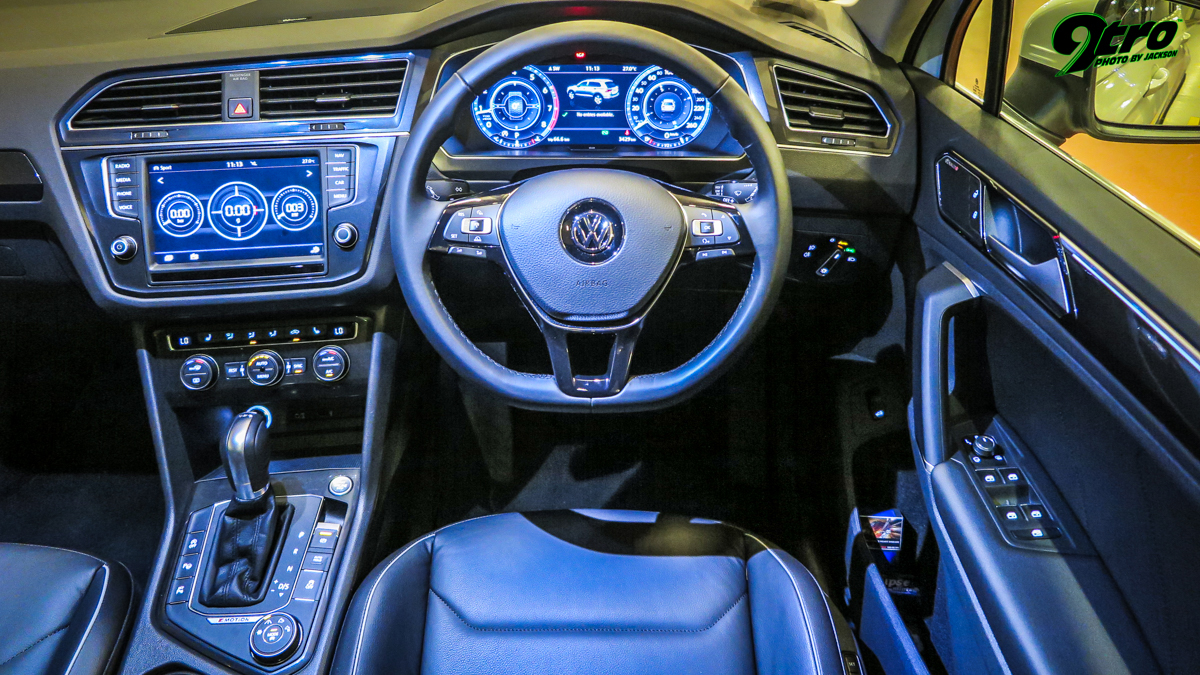 Volkswagen Tiguan – Eye of the Tiguan
