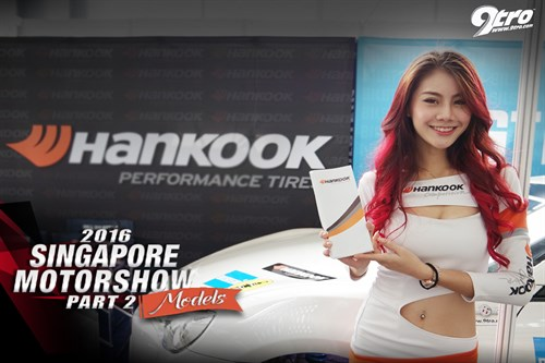 2016 Singapore Motorshow - Part 2 (Models)