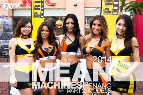 2014 Mean Machines Penang - Part 2 (Models)