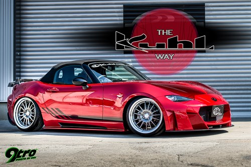 Mazda MX-5 - The KUHL way