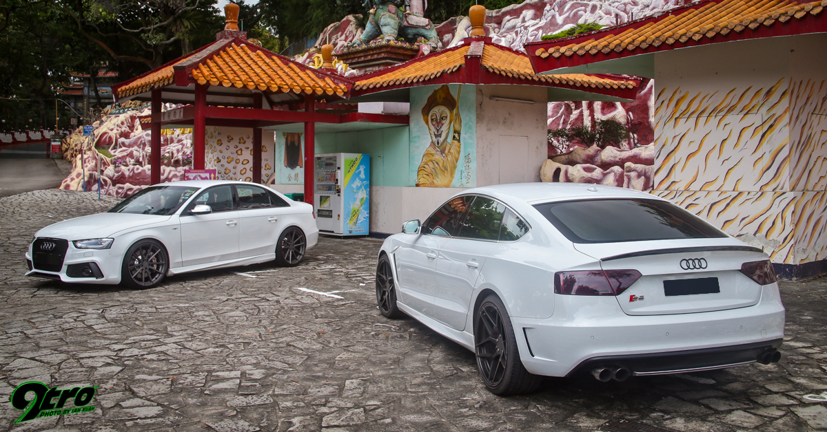 VAG Singapore S4 & S5 - Ring Masters