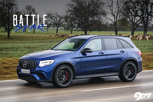 Mercedes-AMG GLC63 - Battle Star