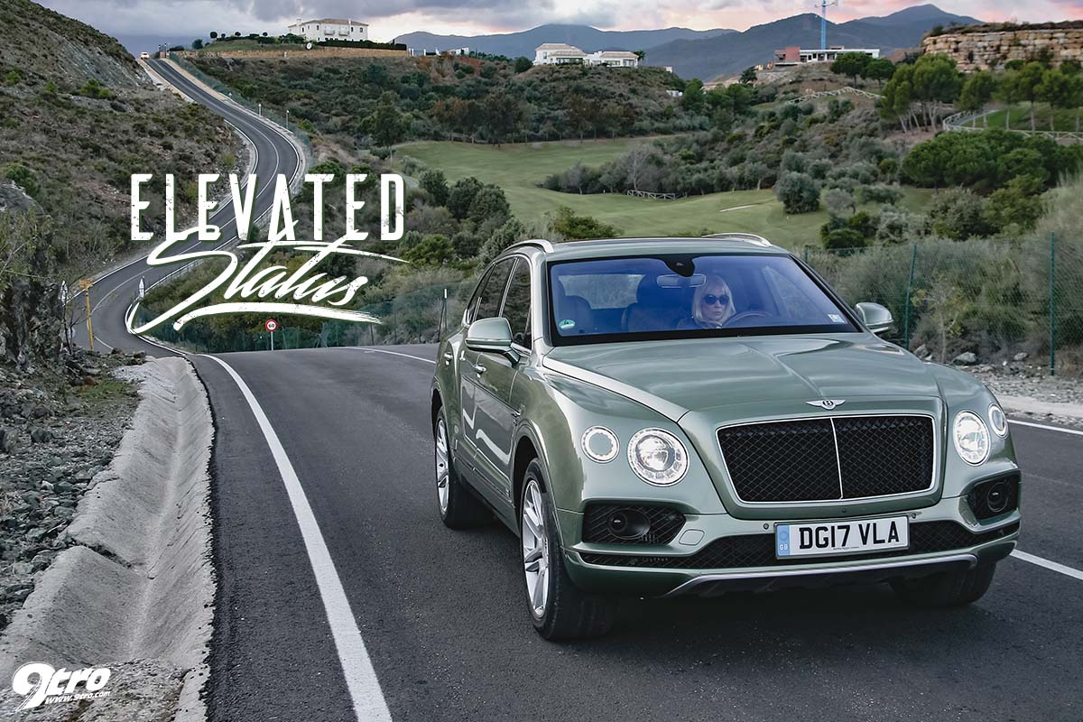 Bentley Bentayga - Elevated Status