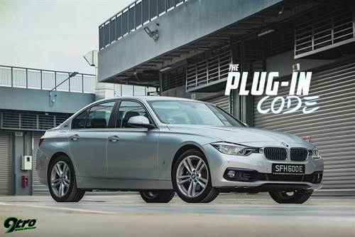 BMW 330e - The Plug-in Code