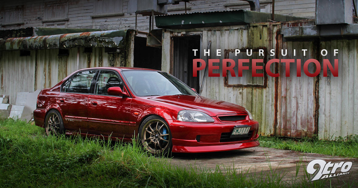 Honda Civic Sir The Pursuit Of Perfection 9tro