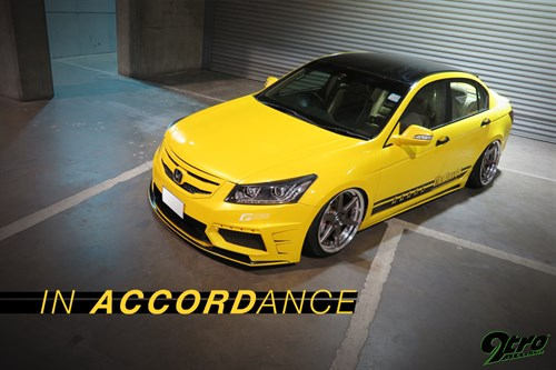 Honda Accord - In Accordance