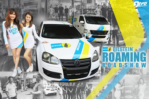 2017 Bilstein Roaming Roadshow