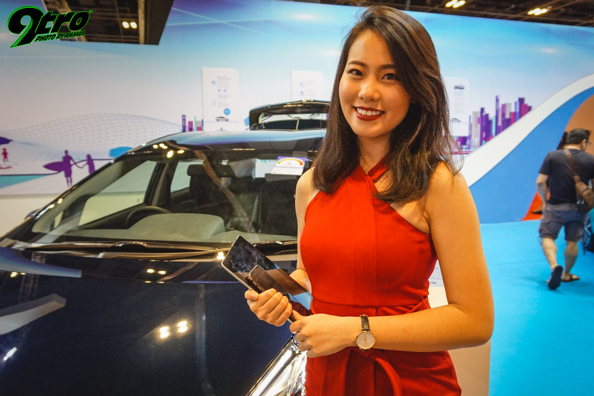 2018 Singapore Motorshow - Part 2 (Models)