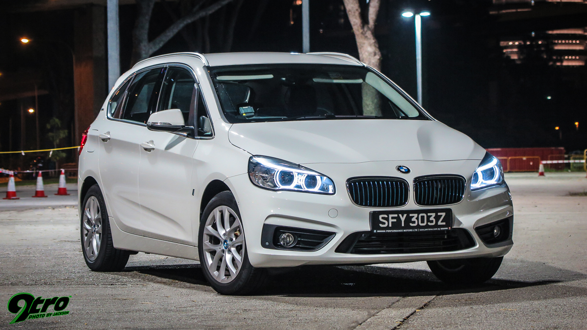 Bmw 225xe Electric Entourage 9tro