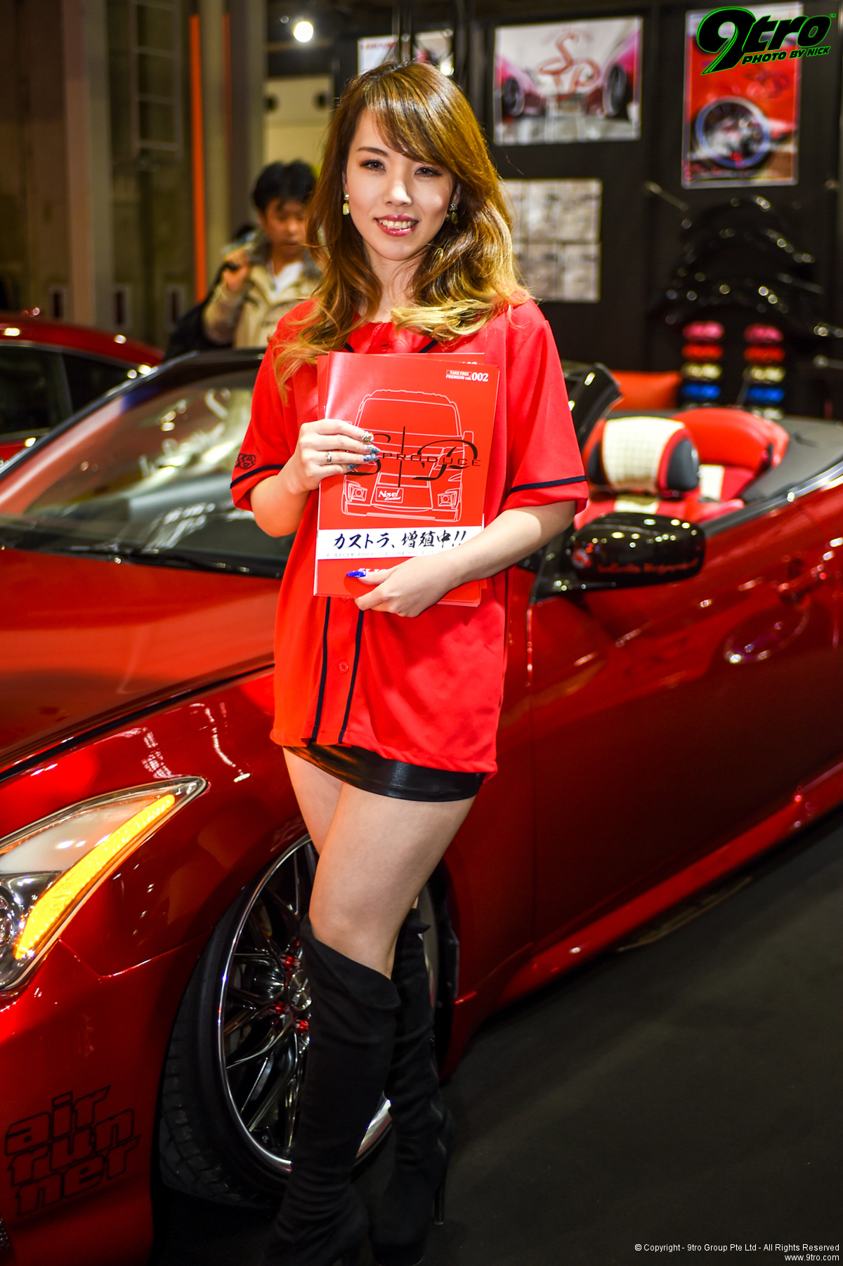 2018 Osaka Auto Messe - Part 3 (Models)