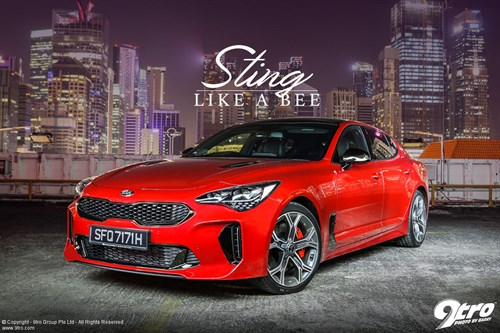 Kia Stinger - Sting like a Bee