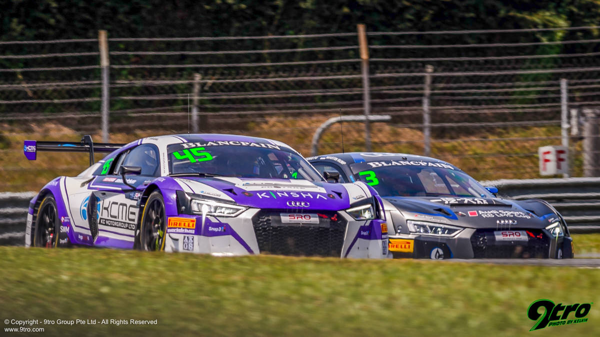 2018 Blancpain GT Series Asia - Qualifying