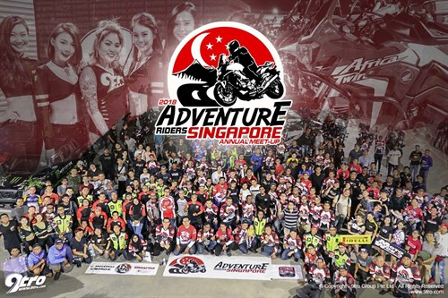 2018 Adventure Riders Singapore Annual Meetup