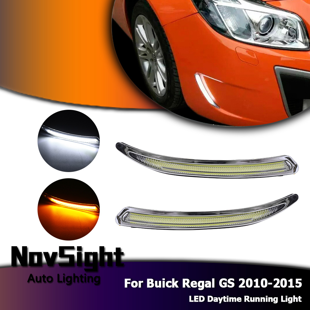 Buick Regal: Lamps On Reminder