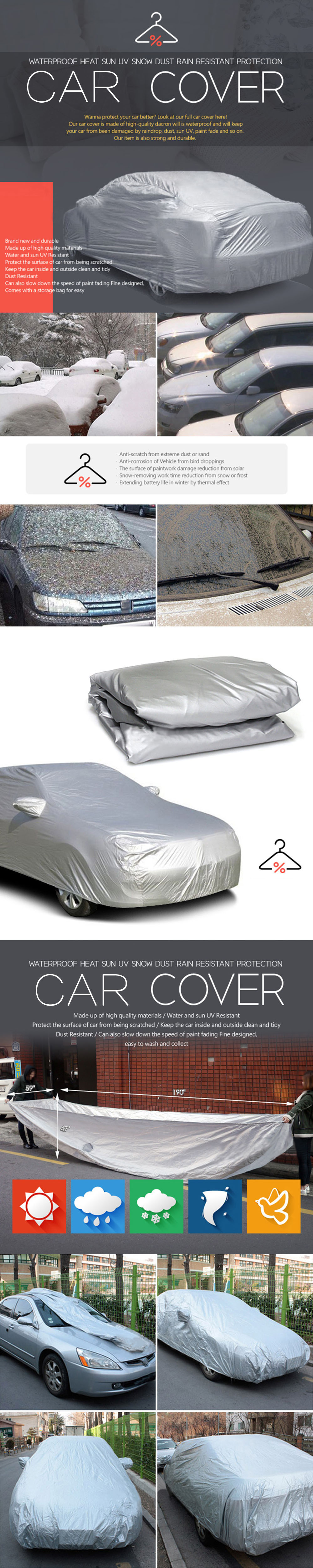 Autocraft Car Cover