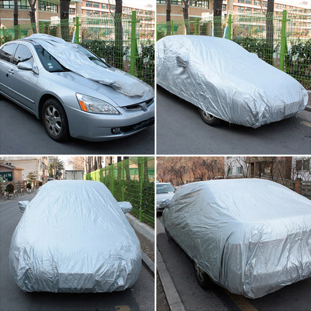 car cover waterproof dust resistant uv sun protection. Black Bedroom Furniture Sets. Home Design Ideas