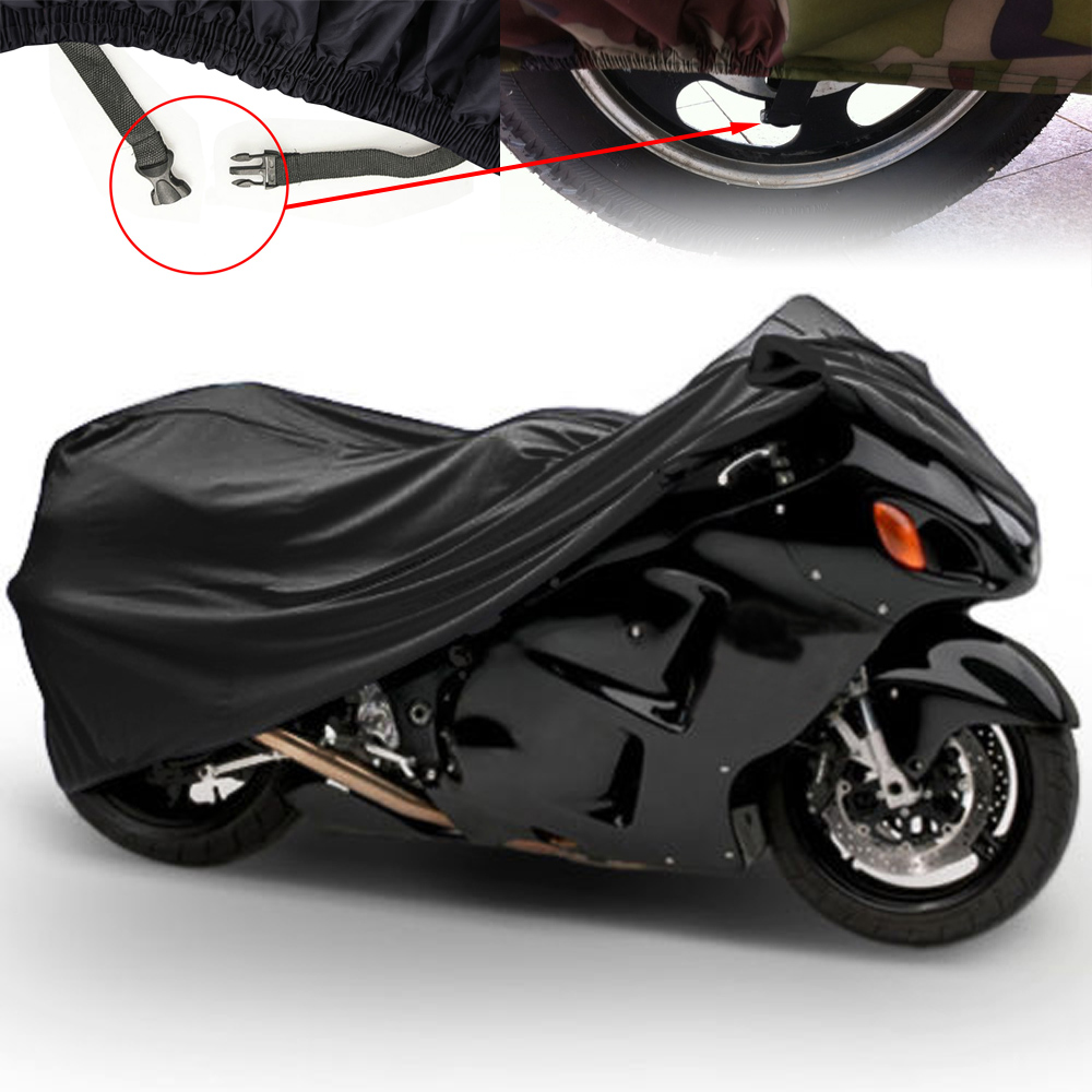 265 105 125 xxl housse b che couvre moto scooter taille impermeable couverture ebay. Black Bedroom Furniture Sets. Home Design Ideas