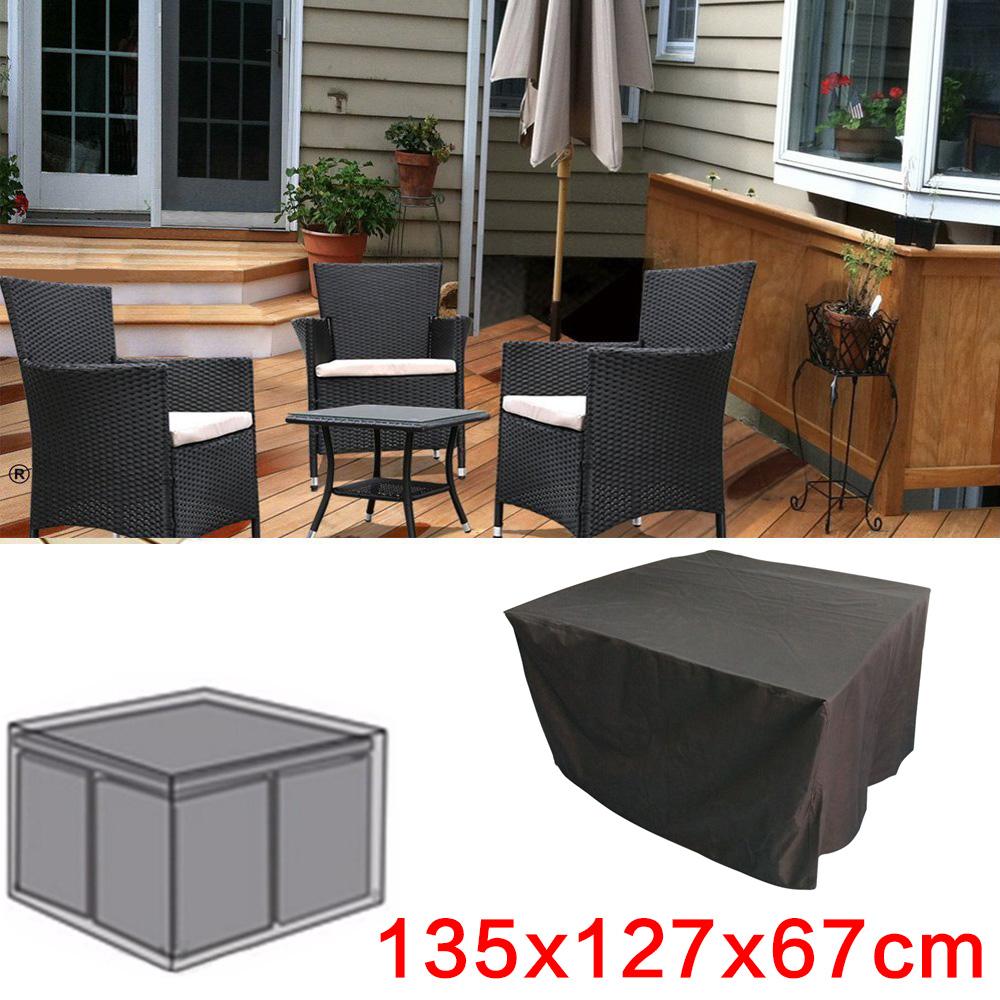 gartenm bel schutzh lle garnitur abdeckplane sitzgruppe neu ebay. Black Bedroom Furniture Sets. Home Design Ideas