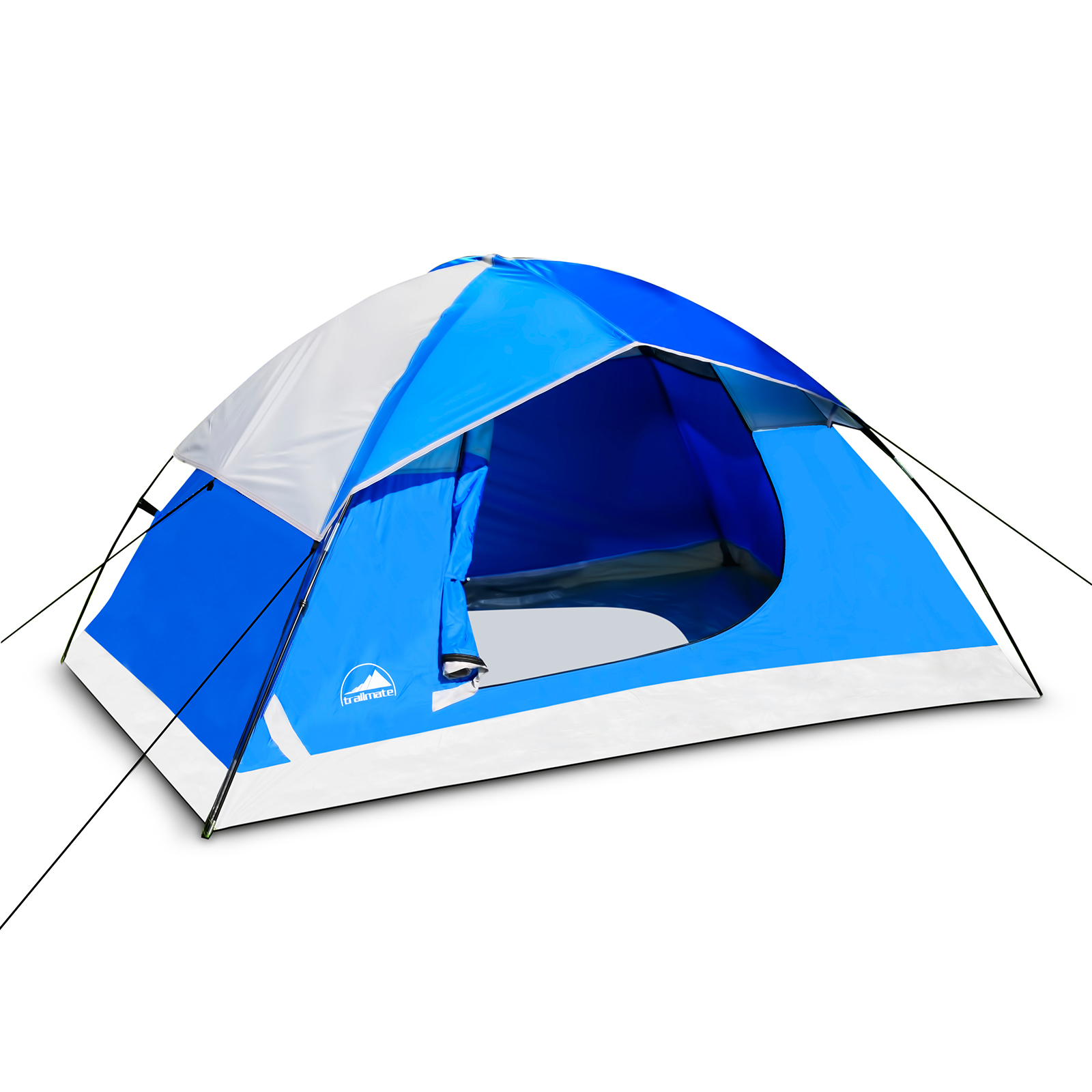 Double Layer Trailmate 2 Person Tent Waterproof Windproof ...