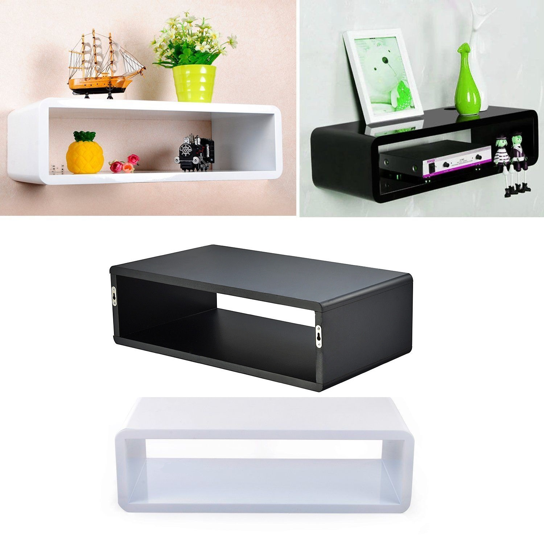 floating shelf unit floating shelf compact tv unit. Black Bedroom Furniture Sets. Home Design Ideas