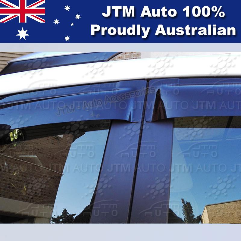 Weather Shield Weathershields WINDOW VISOR suitable for Toyota Rav4 2013-2018