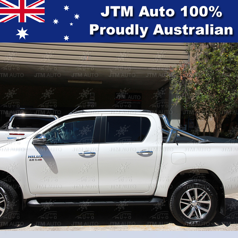 ABS Roof Racks Roof Rails to suit Toyota Hilux 2015-2018