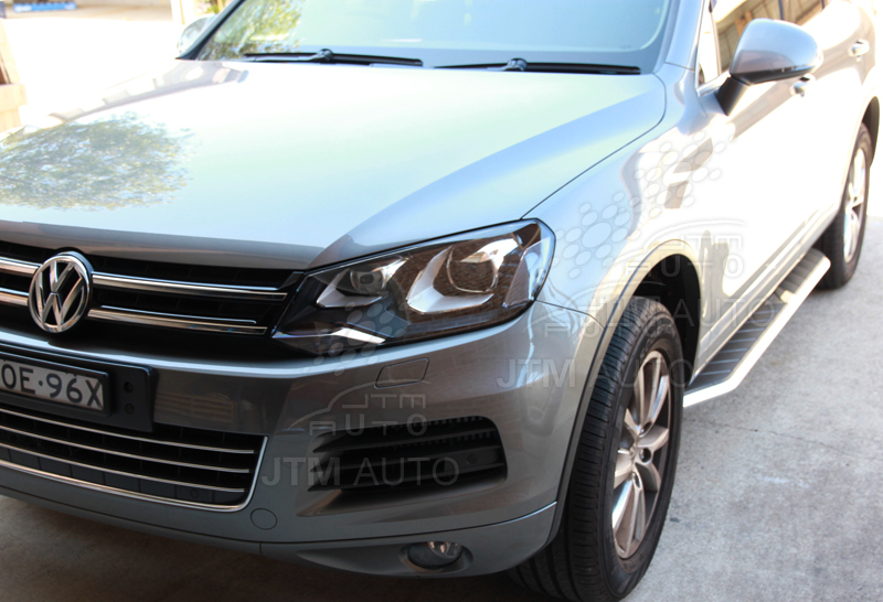 Running Boards Side Steps to suit Volkswagen VW Touareg 2011-2018