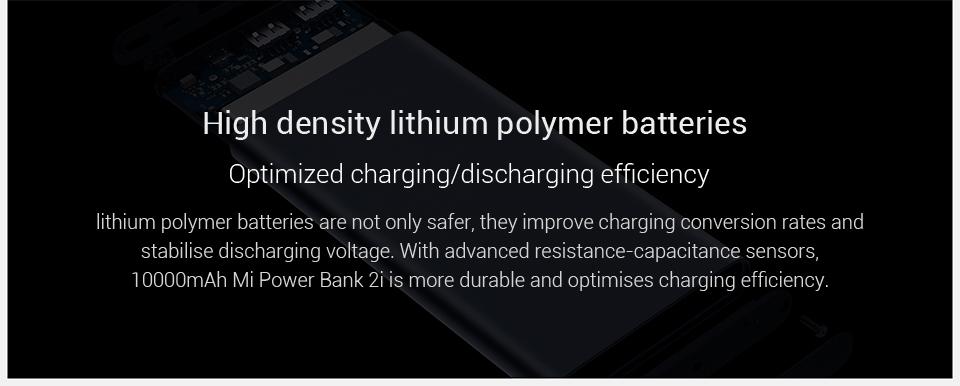 Xiaomi Mi Power Bank s2 10,000mAh