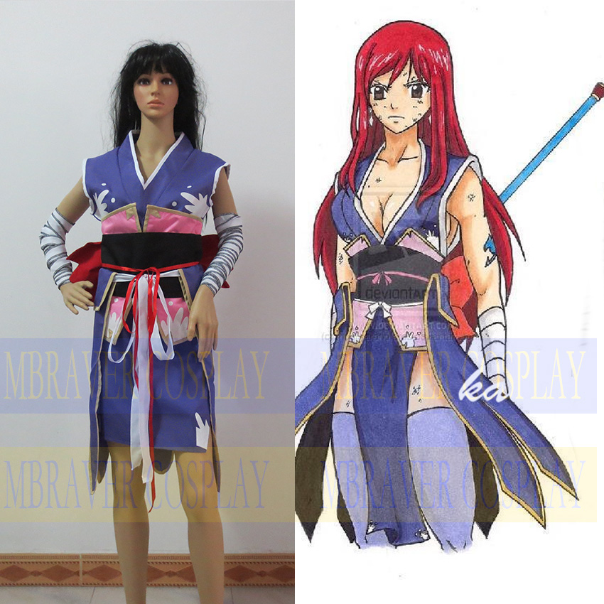 Fairy tail cosplay erza