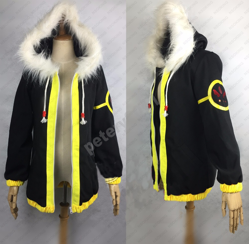 New!Anime undertale frisk coat Cosplay Costume Jacket Custom-made