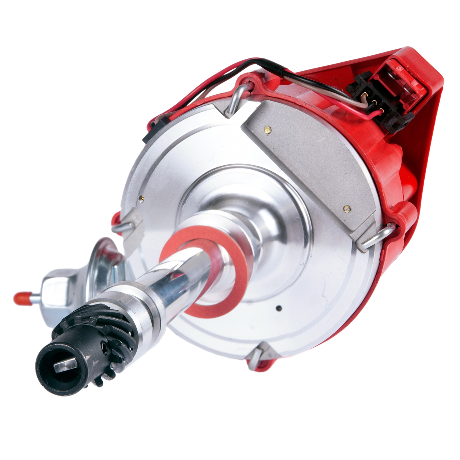 New Big Block Chevy 396 427 454 Hei Distributor And 8mm Spark Plug Gm Wiring