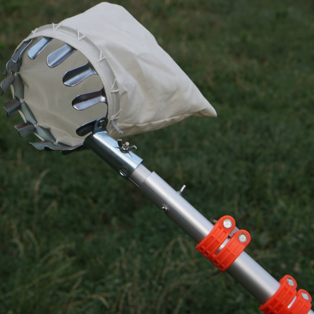 Picking tools for orchard garden farm apple peach high tree fruit picker ebay - Must tools small garden orchard ...