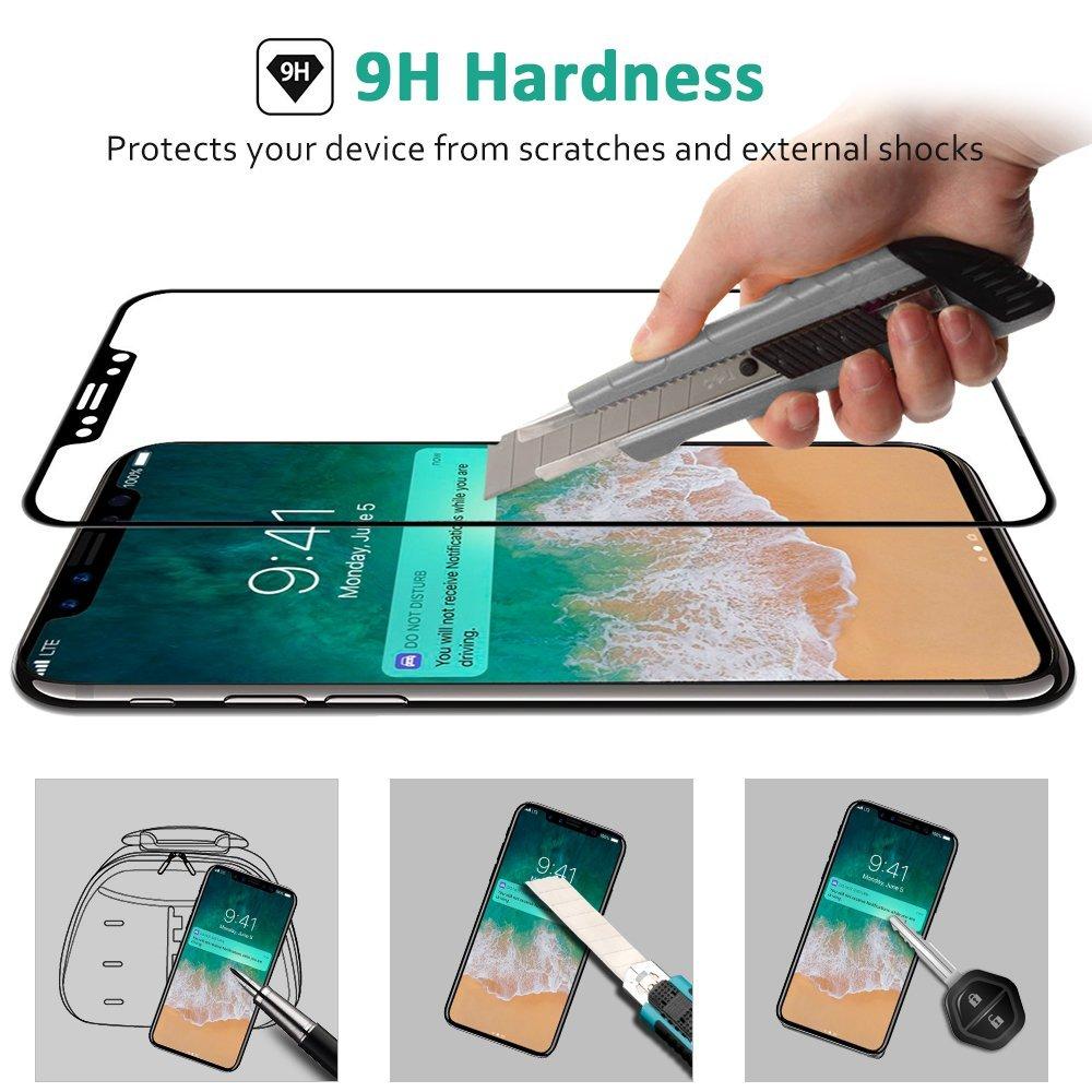Baseus Screen Protector For Samsung Galaxy Note 8 3D Arc